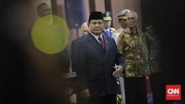 Respons Prabowo soal Eks Bendum TKN Jadi Wamenhan