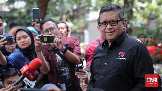 Menyindir Reuni 212, Sekjen PDIP Hasto Kristiyanto menyebut Monas seharusnya dihormati sebagai tempat menggelorakan nasionalisme, bukan memecah belah bangsa.