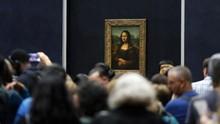 Ada Mona Lisa di Video Panduan Terbang Maskapai Prancis