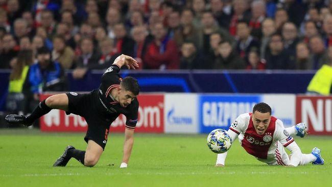 Duel Chelsea va Ajax dan Borussia Dortmund vs Inter Milan bakal mewarnai matchday keempat Liga Champions pertengahan pekan ini.