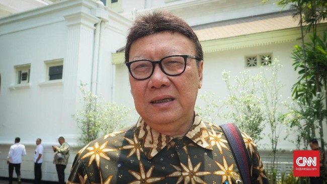 Tjahjo Kembali Ajukan Pembubaran Lembaga ke DPR Tahun Depan