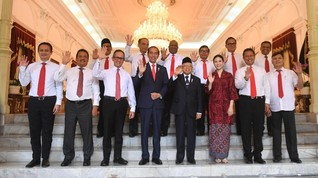 Menilik Plus-Minus Hadirnya Wakil Menteri Kabinet Baru Jokowi