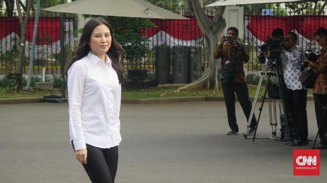 Sejumlah nama calon wakil menteri merapat ke Istana Negara, Jumat (25/10). Mereka yang hadir mewakili unsur parpol, relawan, hingga profesional.