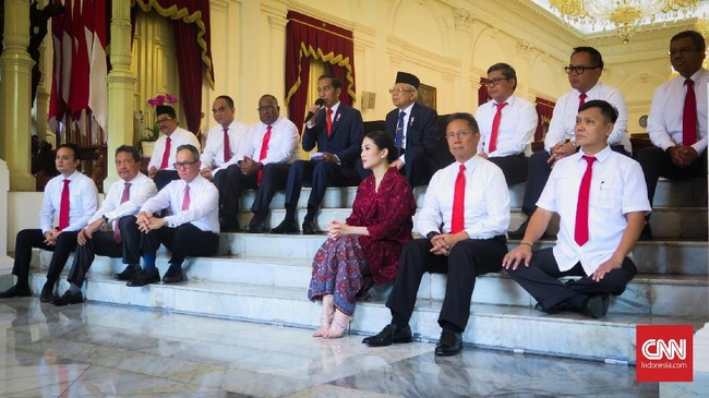 Putra Papua Jadi Pengawas Proyek Infrastruktur Jokowi