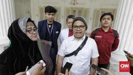 Terima Faisal Amir, Anies Pesan Aktivis Jangan Siksa Badan