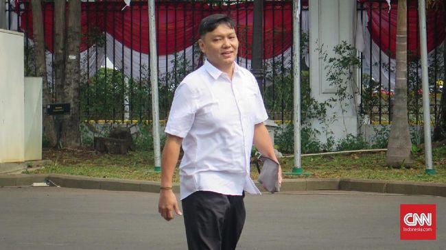Surya Tjandra, politisi Partai Solidaritas Indonesia (PSI) ditunjuk menjadi Wakil Menteri Kementerian Agraria dan Tata Ruang (ATR), mendampingi Sofyan Djalil.