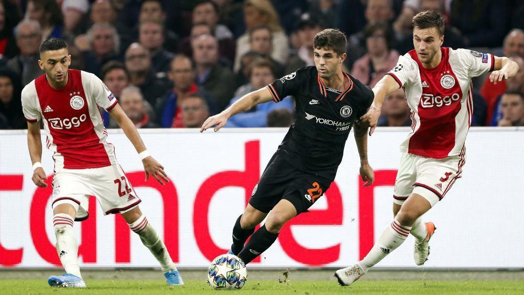 Chelsea Masih 100% Lawan Tim Belanda, tapi Ajax Tangguh di Inggris