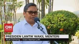 VIDEO: Putra Suku Dayak Jabat Wakil Menteri KLHK