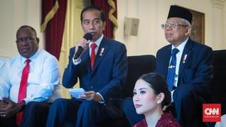 Pro-Kontra Warganet di Satu Tahun Jokowi-Ma'ruf