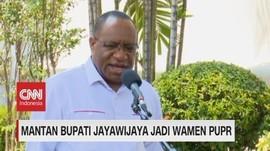 VIDEO: Putra Papua Jadi Wamen PUPR