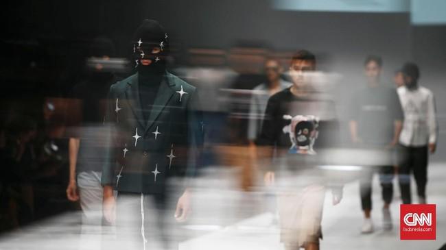FOTO : Ketika Pria Jadi Lebih Modis dalam Busana Fashionable
