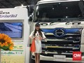 Truk Hybrid Hino Tunggu Indonesia Beralih ke Euro 6