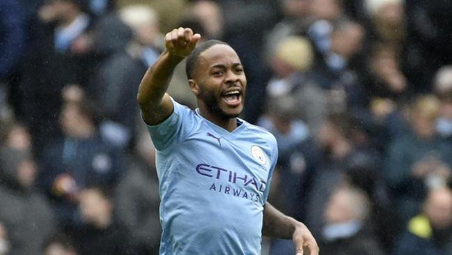 Winger Manchester City Raheem Sterling menganggap perseteruannya dengan bek Liverpool Joe Gomez sudah selesai.
