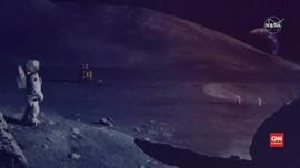 VIDEO: NASA 'Cari Teman' Buat Misi ke Bulan