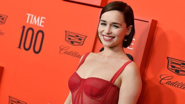 Emilia Clarke dikabarkan dalam tahap negosiasi final untuk membintangi serial Secret Invasion.