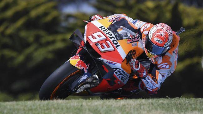 Marc Marquez menegaskan dia tidak akan jadi pebalap yang mementingkan faktor ekonomi dalam menentukan masa depan di ajang MotoGP.
