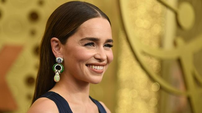 Aktris Emilia Clarke buka suara setelah dikabarkan bergabung dengan salah satu serial Marvel yang bertajuk Secret Invasion.