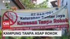 VIDEO: Keren, Ada Kampung Tanpa Asap Rokok di Jakarta