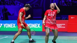 Hasil Yonex Thailand Open 2021: Praveen/Melati ke Semifinal