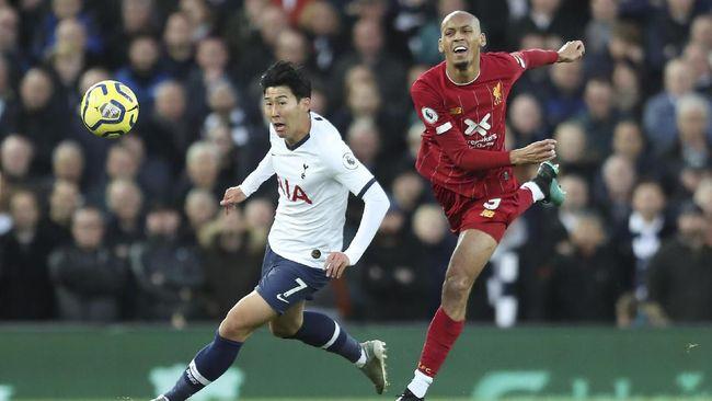 Jadwal Liga Inggris Pekan Ini Tottenham Vs Liverpool