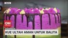 VIDEO: Kue Ultah Aman untuk Balita