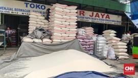Harga Beras di Pasar Induk Cipinang Naik Gara-gara Bansos