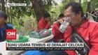 VIDEO: Udara Panas di Ngawi Capai 42 Derajat Celcius