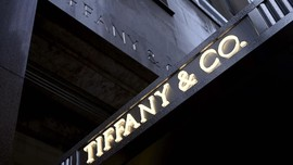 Label Perhiasan Tiffany & Co 'Ditawar' LVMH