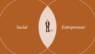 INFOGRAFIS: Fakta Sociopreneur yang Gantikan Enterpreneur