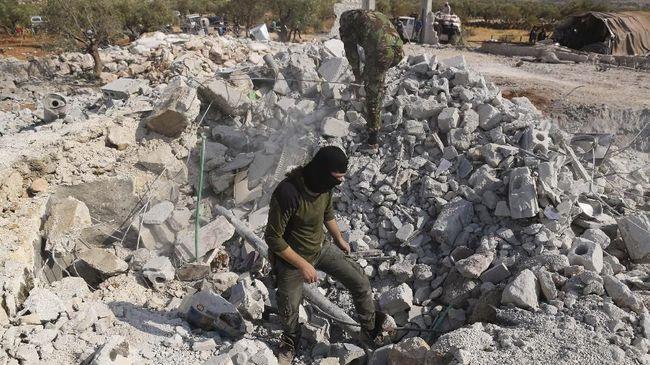 Informan yang membocorkan keberadaan pemimpin kelompok ISIS, Abu Bakr al-Baghdadi, bakal mendapat imbalan sekitar Rp350 miliar.