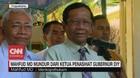 VIDEO: Mahfud MD Mundur dari Ketua Penasihat Gubernur DIY