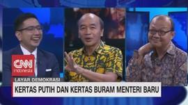 VIDEO: Kertas Putih dan Kertas Buram Menteri Baru (3/4)