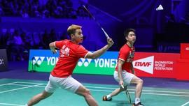 Hasil Undian Thomas Uber Cup 2020: Indonesia vs Malaysia