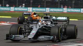 Hasil Kualifikasi F1 GP Styria: Hamilton Rebut Pole