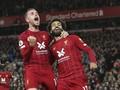 Liverpool Dominan Atas Villa di Liga Inggris
