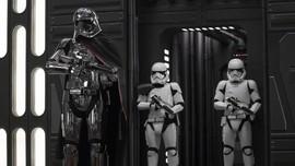 Sekuel Star Wars di Situs Film Ilegal Disusupi Malware