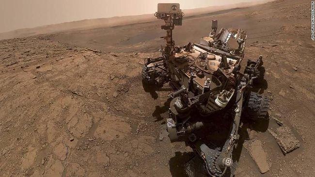 Target Ambisius Rover 2020: Buka Jalan Manusia ke Mars