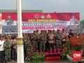TNI-Polri Bakal Tindak Tegas Demonstrasi Lewati Batas Waktu