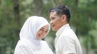 <p>Gayung bersambut, Rezky juga ternyata tak ingin main-main lagi dalam hubungan. Ia pun merasa bahwa Ciki adalah wanita yang tepat untuk dinikahi. (Foto: Instagram/abudherypastrana)</p>