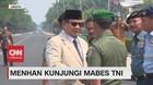 VIDEO: Kunjungi Mabes TNI, Menhan Disambut Panglima TNI