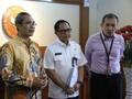 Pimpinan KPK Sambangi Tito Bahas Duit Rp800 Triliun