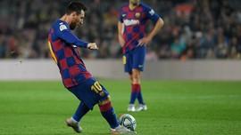 Drama Messi dan Barcelona Sudah Berlangsung Lama