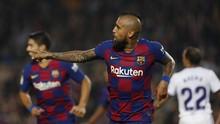 Vidal Resmi Tinggalkan Barcelona
