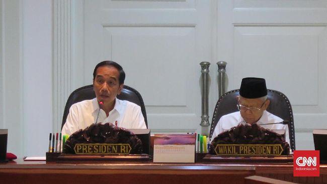 Presiden Jokowi dan Wapres Ma'ruf Amin masih bakal menggelar pertemuan bersama menteri terkait untuk membahas pelaksanaan kegiatan selama Ramadan dan Idulfitri.