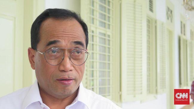 Menteri Perhubungan Budi Karya Sumadi menjamin pasokan logistik bahan pangan dan lainnya di kota-kota besar akan tetap aman dan tercukupi saat larangan mudik.