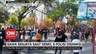 VIDEO: Bawa Senjata Saat Demo Kendari, 6 Polisi Disanksi