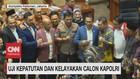 VIDEO: Komisi III DPR Setuju Komjen Idham Azis Jadi Kapolri