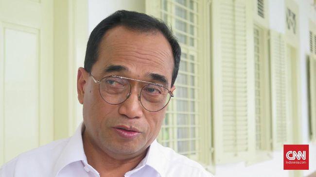 Menteri Perhubungan Budi Karya Sumadi usai rapat terbatas di Kompleks Istana Kepresidenan Jakarta, Rabu (30/10).