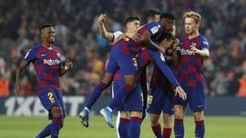 Hadapi Slavia Praha, Barcelona Superior Kontra Klub Ceko