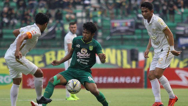 Laga lanjutan Liga 1 2019, antara Persebaya Surabaya vs PSM Makassar yang sejatinya digelar Sabtu (2/11), terancam ditunda.